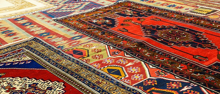 Janssen's cares for the finest oriental and persian rugs to the most basic area rugs from around the world.
